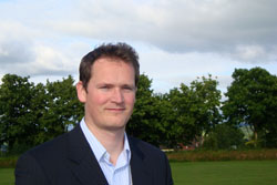 Picture of Mike Giles –groepsdirecteur marketing