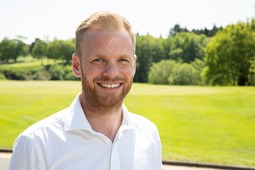 Picture of Jamie Mills, Commercial Director (UK South)