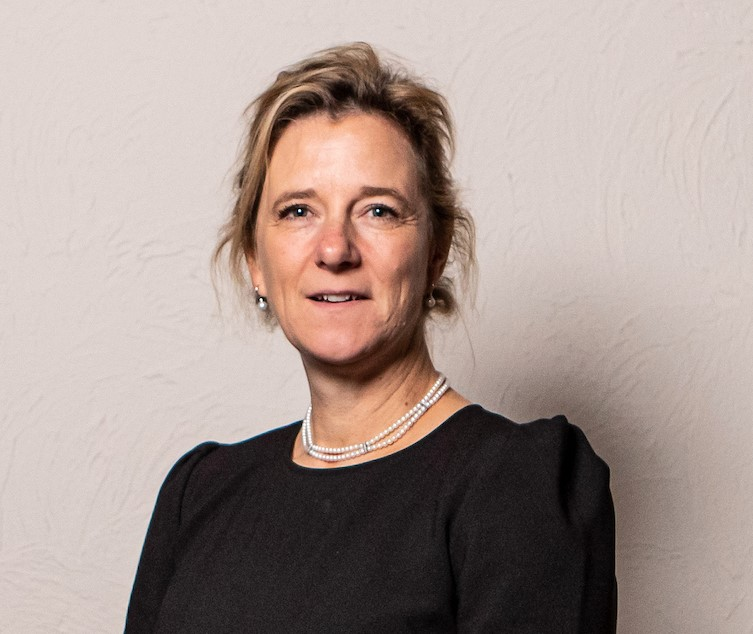 Picture of Liesbeth Metsaars – CFO