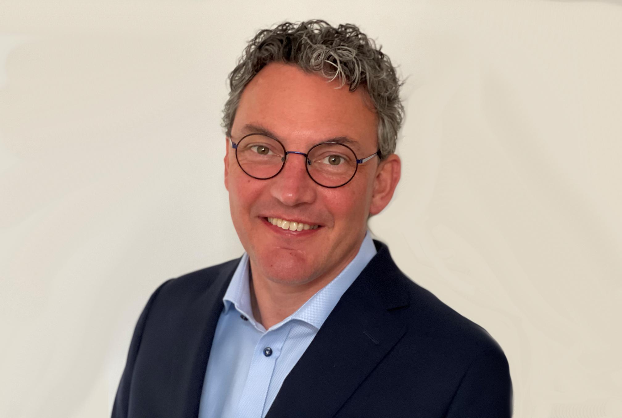 Picture of Marc van Wingerden – CFO